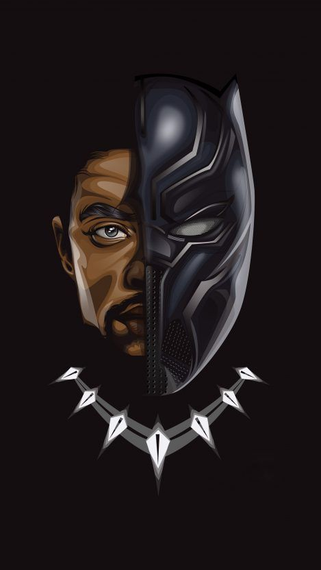 Movies Wallpapers Iphone Wallpapers Marvel Superhero Posters Black Panther Art Panther Art