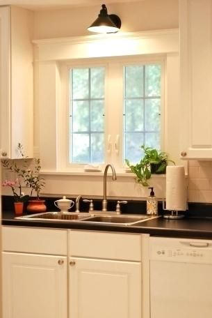 Wall Mounted Light Over Kitchen Sink Sink Designs And Ideas Light