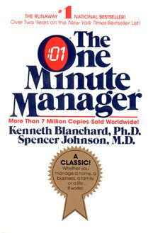 The One Minute Manager - Wikipedia