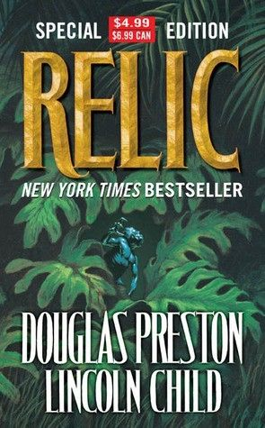 The Aloysius Pendergast Series Is Extremely Addictive Relic