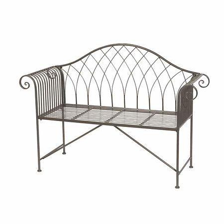 Siena Garden Gartenbank Bereno Metall Grau Unterverzinkt 130x47 5x95cm Im Mein Schoner Garten Shop Mit Bildern Gartenbank Gartenbank Gunstig Garten