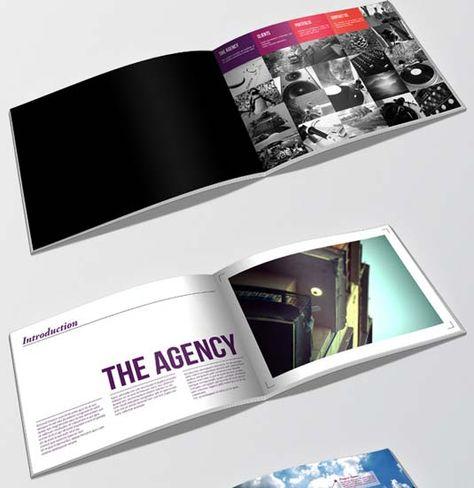 Top Brochure Templates For Designers  Brochures Brochure