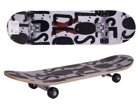 Duza Deskorolka Deskorolki Dwustronna Klon 6881546751 Oficjalne Archiwum Allegro Skateboard