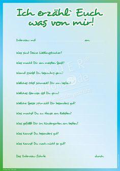 Sprachlerntagebuch Meine Familie 0015 Kindergarten