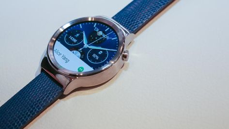 The Huawei Watch is the first Android Wear watch that features a scratch-proof sapphire crystal display. The company's first smartwatch is one of the best looking we have seen, with its stainless steel body and mesh (or leather) strap.