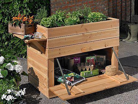 Toom Kreativwerkstatt Build Yourself And Win 333 With Images Garden Boxes Diy Raised Garden Beds Garden Beds