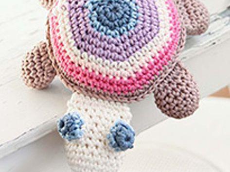 Amigurumi turtle pin cushion – Free pattern in English, Italian ... | 354x473