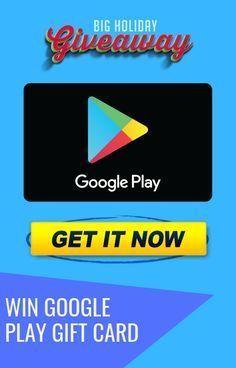 Epingle Par Hasna Mhamdi Sur Carte Carte Cadeau Google Play Et