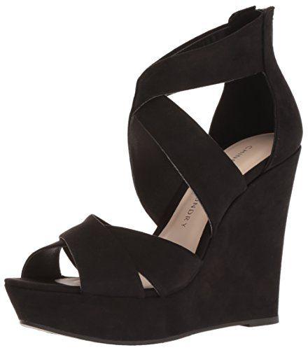 Women S Chinese Laundry Milani Platform Wedge Sandal Wedge Sandals Black Wedge Sandals Platform Wedge Sandals