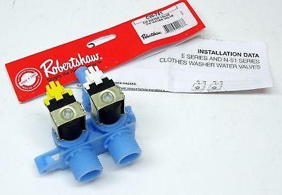 Washing Machine Water Inlet Valve For 8540751 Whirlpool Kenmore Roper 85407000051 Ebay Whirlpool Washing Machine Water Valves Washing Machine