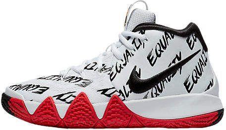 new arrival e9f15 5ba76 Nike Boys' Grade School Kyrie 4 BHM Basketball Shoes ...
