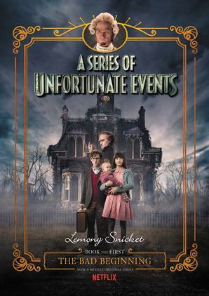 A Series Of Unfortunate Events 4 The Miserable Mill Netflix Tie