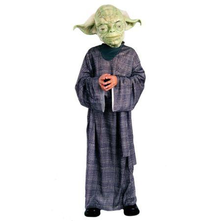 Brand New Star Wars Deluxe Yoda Child Costume