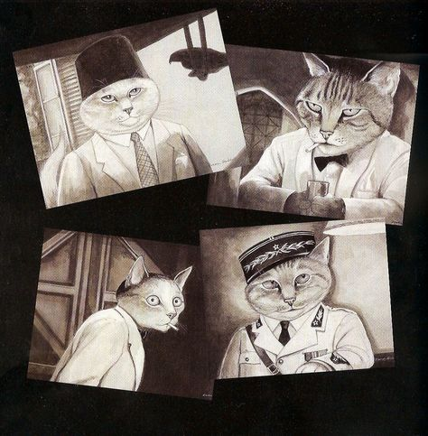 movie cats by susan herbert - Google Search
