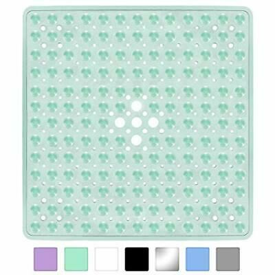 Advertisement Square Shower Mat For Bathtub 21 X 21 Inches Non