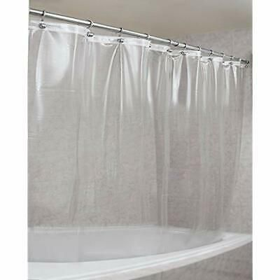 Details About Strongest Mildew Resistant Shower Curtain Liner The Market 100 Anti Bacterial With Images Shower Curtain Cool Shower Curtains Waterproof Curtain