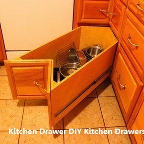 15 Incredible Kitchen Drawer Diys 15 Incredible Kitchen Drawer