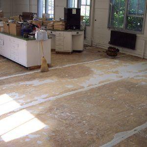 Epoxy Floor Coating Over Wood Subfloor