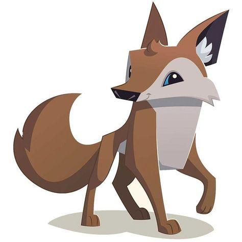 Animal Jam coyote
