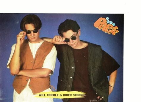 Wil Friedle Rider Strong