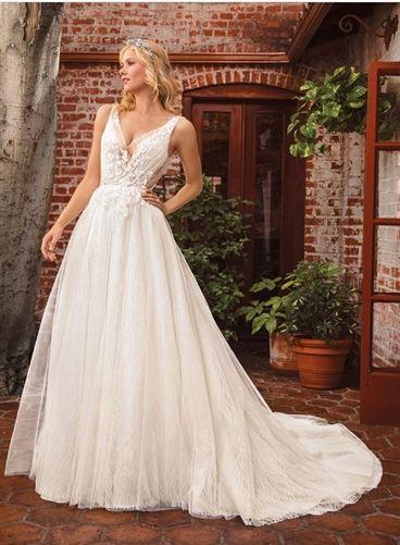 Casablanca Bridal Bl296 The White Rose Bridal Formal Wear