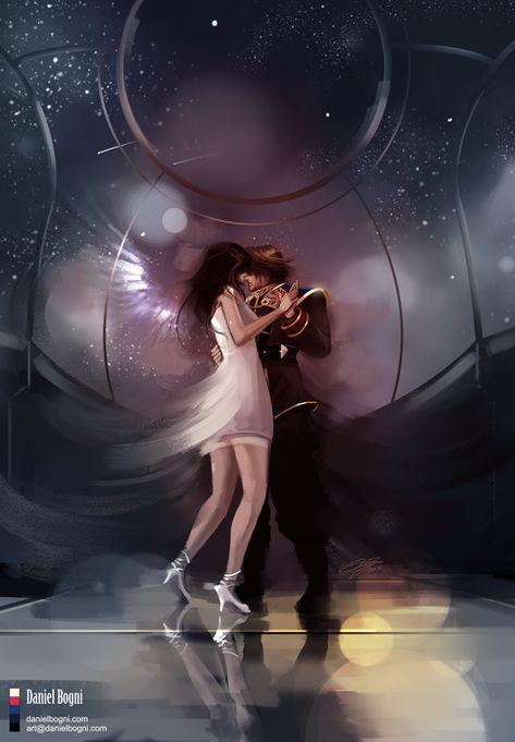 Waltz for the Moon - Final Fantasy VIII - Fanart by danielbogni.deviantart.com on @DeviantArt