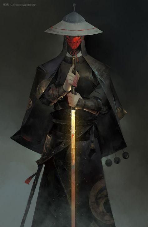 Maître Kûn Froid , solitaire Maîtrise parfaite des armes blanches