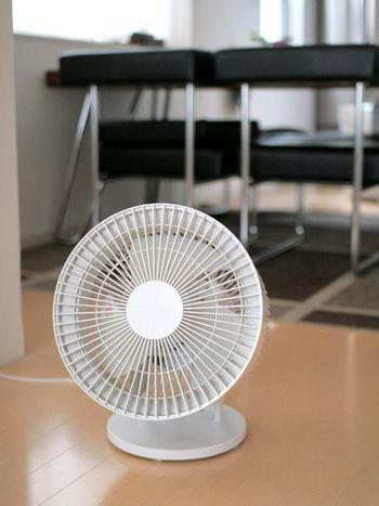 シンプル 快適な 無印良品 アイテムといっしょに 涼しく 夏 を乗りきろう Home Appliances Table Fan Home