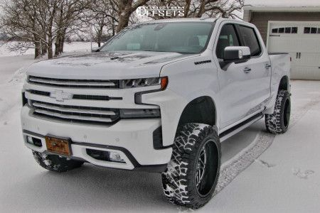2019 Chevrolet Silverado 1500 Hostile Jigsaw Nitto Ridge Grappler Lifted Trucks Chevrolet Trucks Silverado Chevy Trucks Silverado
