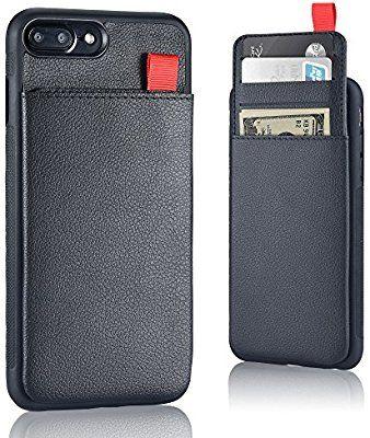 separation shoes 9a22b 172cf Amazon.com: iPhone 8 Plus Wallet Case, iPhone 7 Plus Wallet Case ...