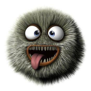 monster%3A+3d+kreslen%C3%BDe+furry+monster