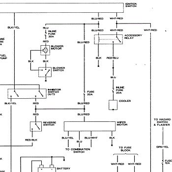 air conditioning wiring diagram | auto air conditioning troubleshooting | ac  wiring, diagram, air conditioning system