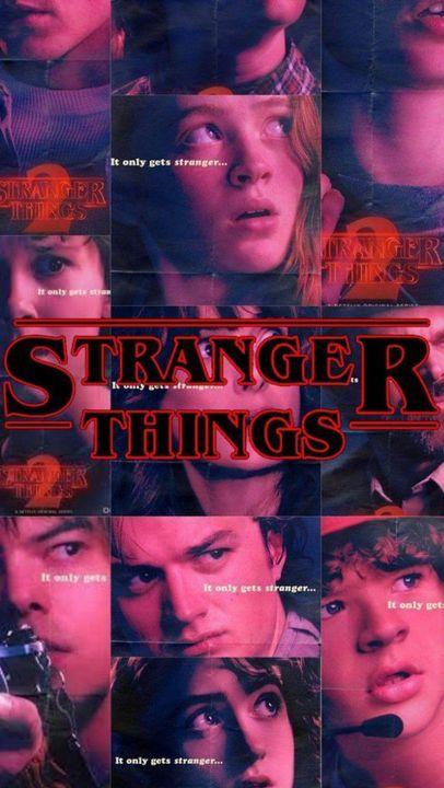 Stranger things wallpapers (fondos de pantalla de Stranger things)