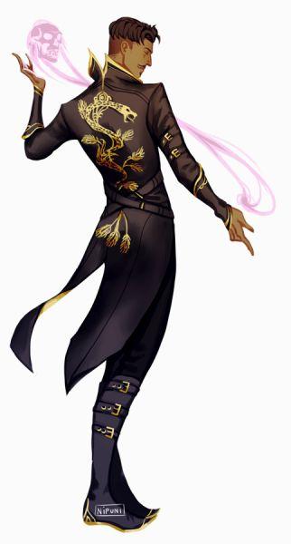 Dorian Pavus. Dragon Age: Inquisition