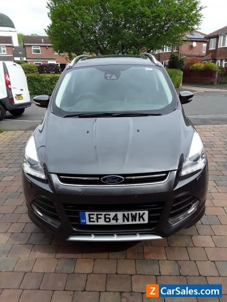 Car For Sale Ford Kuga Titanium X Sport 2014 With Images