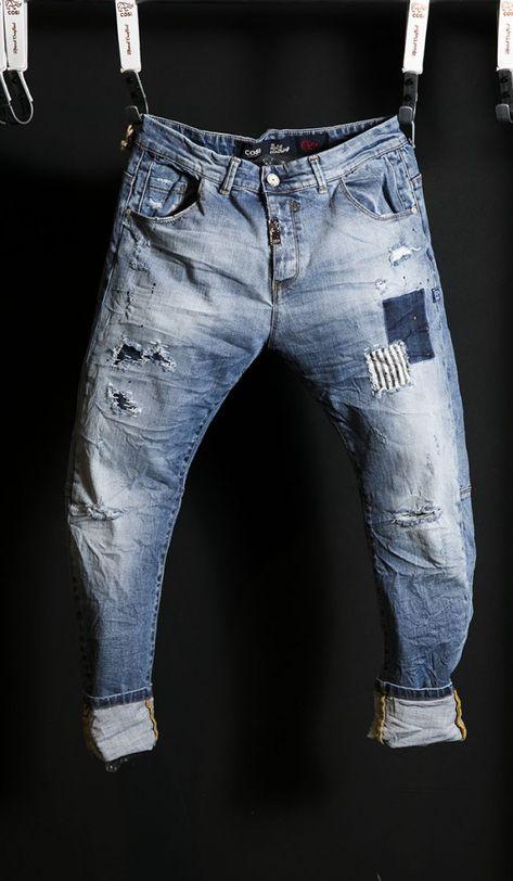 350 Ideas De Disenos Hombre Jeans Hombre Pantalones De Hombre Jeans Para Hombre