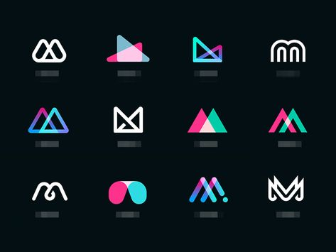 Logo trends for 2019 that will make your company stand out - Logo inspiration - Design de Logotipos e Identidades Inspiration Logo Design, Logo Design Trends, Graphic Design Tips, Branding Design, Logo Branding, Typography Logo Design, Typo Logo Design, Logo Design Tips, Corporate Logo Design