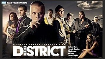 Little District Amazon Prime Crime Filmnoir Darren Enright