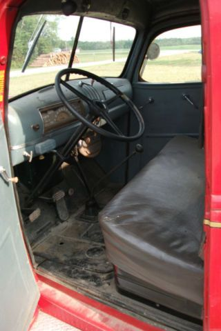 1946 Gmc Fire Truck For Sale Photos Technical Specifications