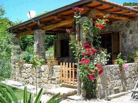 Sant'Agata sui Due Golfi, Town in Sorrento Coast, Ideas for Dream Garden