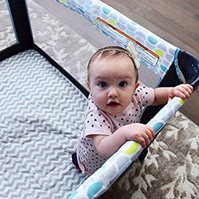 Amazon Com Best All In 1 Waterproof Pack N Play Baby Mattress