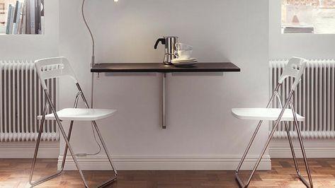 3 Solutions Pour Installer Une Table Dans Une Petite Cuisine