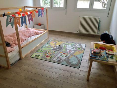 Letti Bassi Per Bambini Ikea.Letto Montessoriano Per Bambini Come Crearlo Con Ikea A Basso