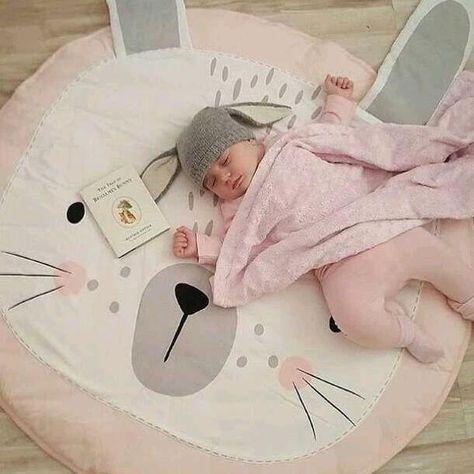 Cartoon Animals Baby Play Mats - 3