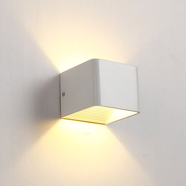 47 73 Mini Style Led Modern Contemporary Wall Lamps Sconces Living Room Bedroom Aluminum Wall Light 110 120v 220 240v 5 W Wall Lights Led Wall Lamp Metal Wall Lamp