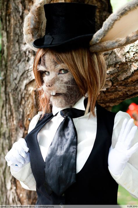 March Hare Maerzhase by *May--Li on deviantART
