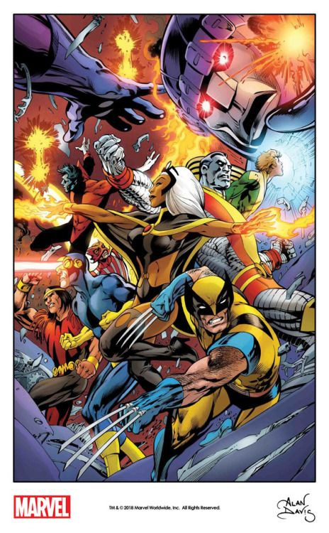 Nostalgically Revisiting The Marvel Comics Of The 1980s In 2020 X Men Marvel Marvel Comics