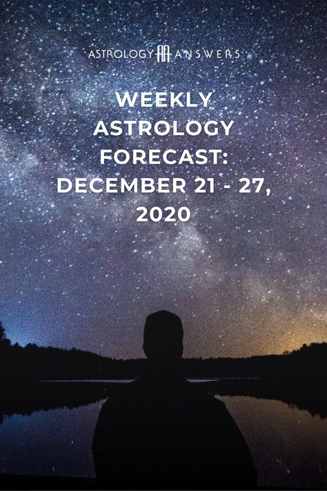 It's time to find out what magic is in store for you with the spectacular Great Conjunction and winter solstice. Here is your weekly overview. 🌌 #weeklyastrology #astrologyoverview #greatconjunction #astrology #astrologyanswers #decemberastrology