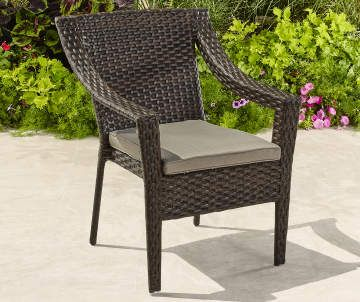 Outdoor Dining Chairs Wicker Chairs More Big Lots Club Chairs Clearance Patio Furniture Chair