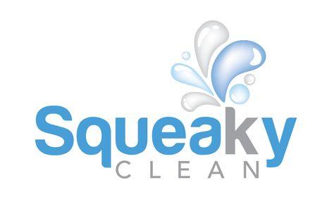 SQUEAKY CLEAN - LOGOS